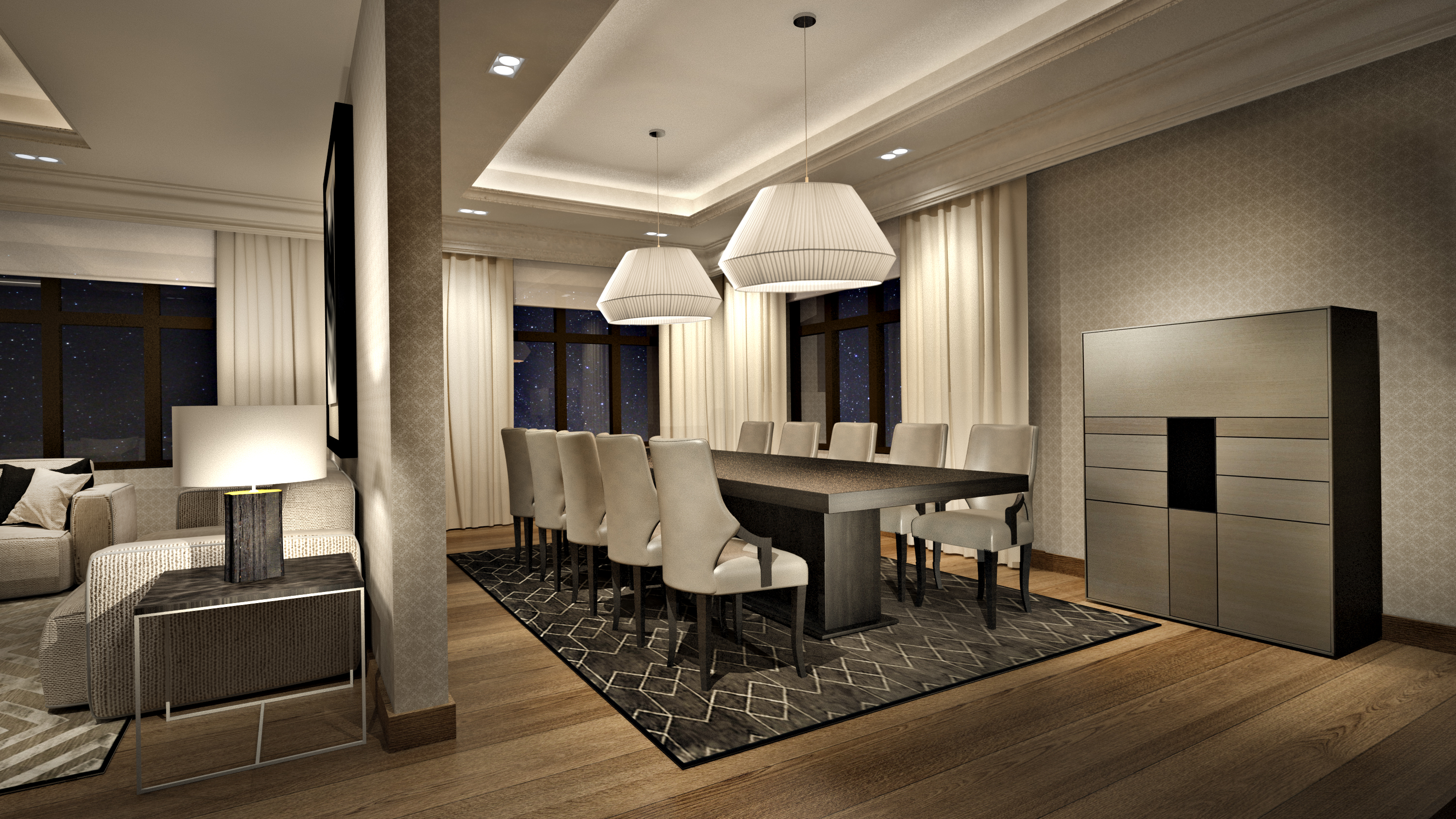 contemporary dining room sets, modern dining room sets, modern dining table