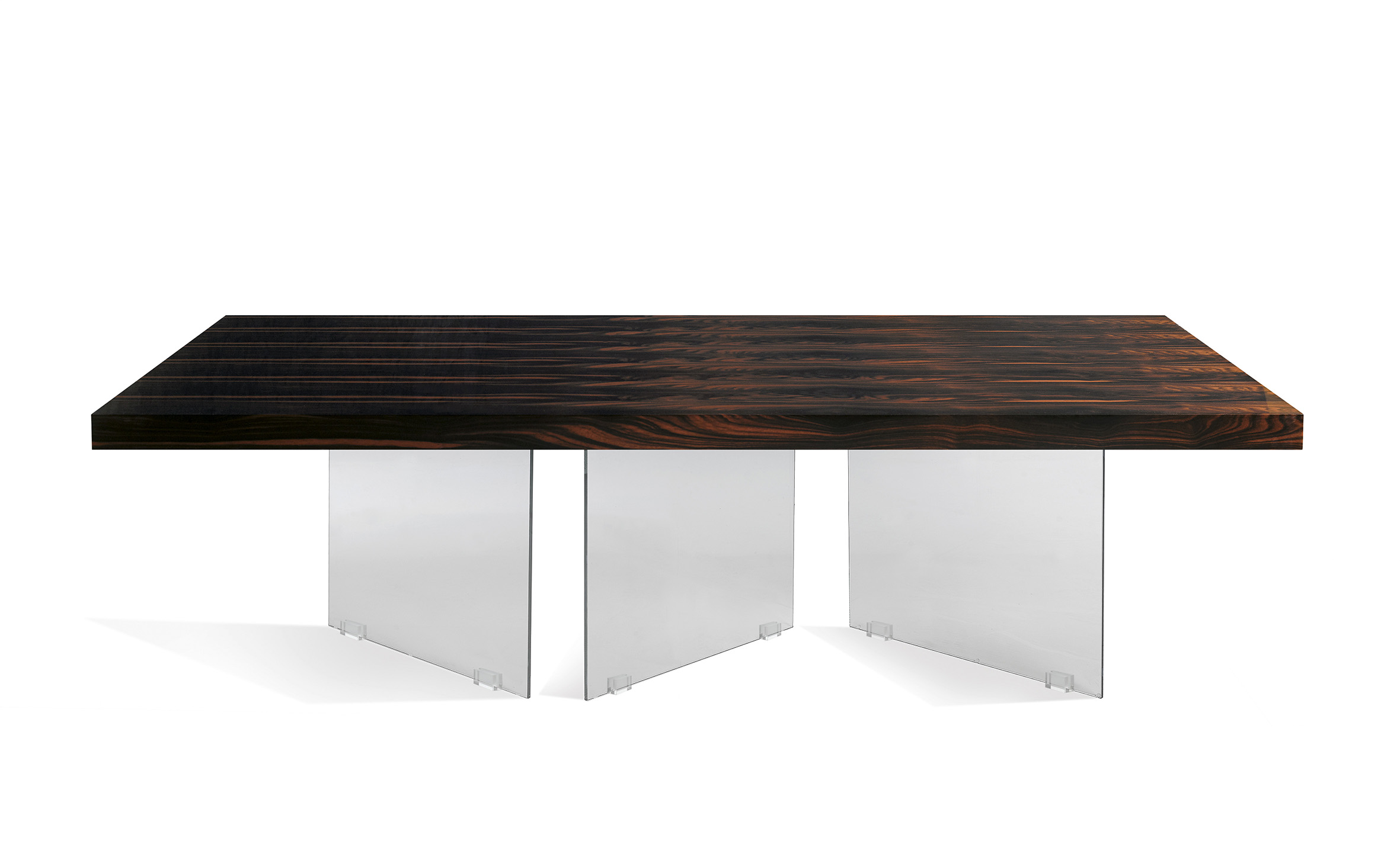 macassar ebony dining table, luxury dining table sets