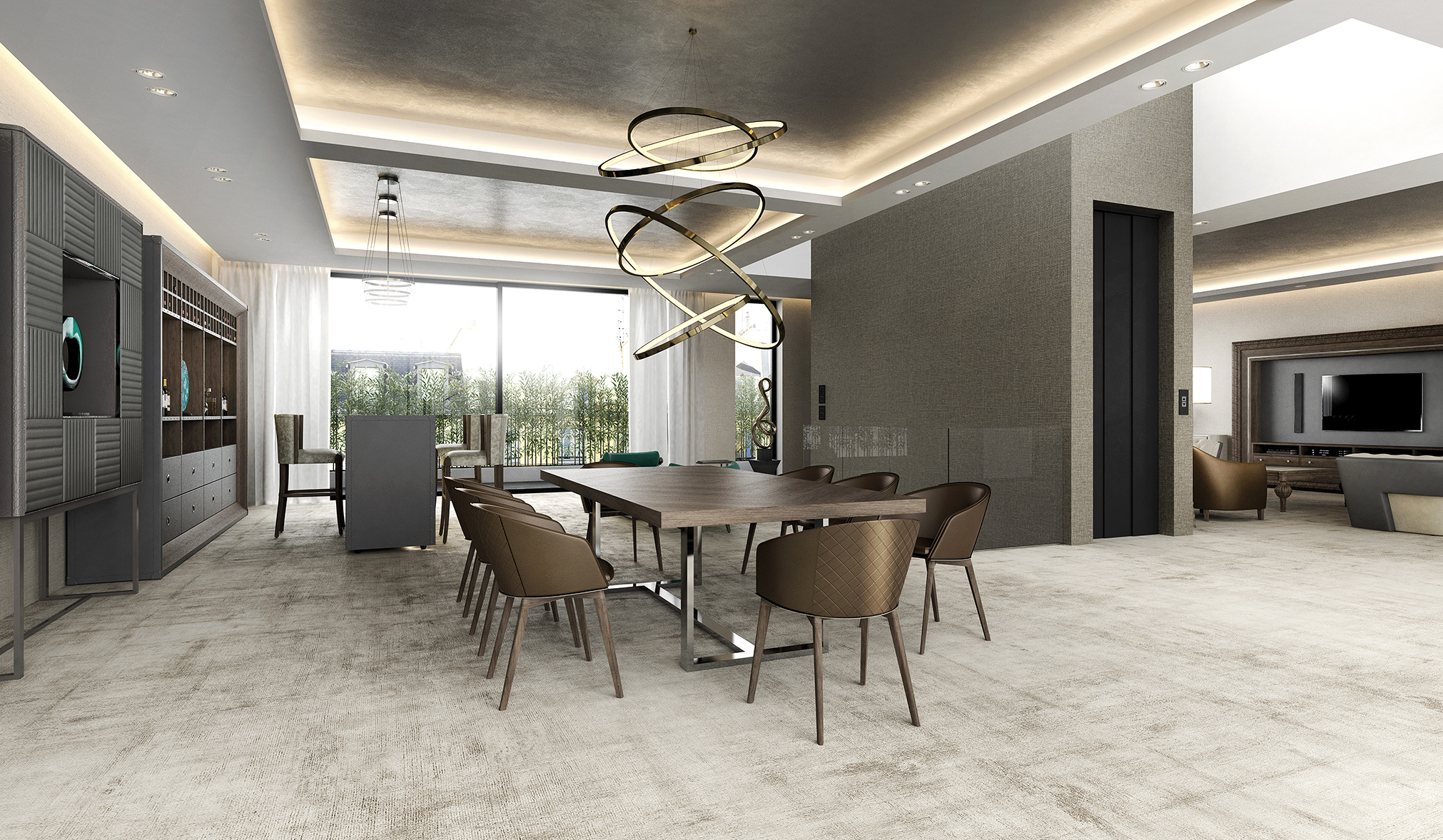 contemporary dining room sets, modern dining room sets, modern dining table, contemporary dining chairs