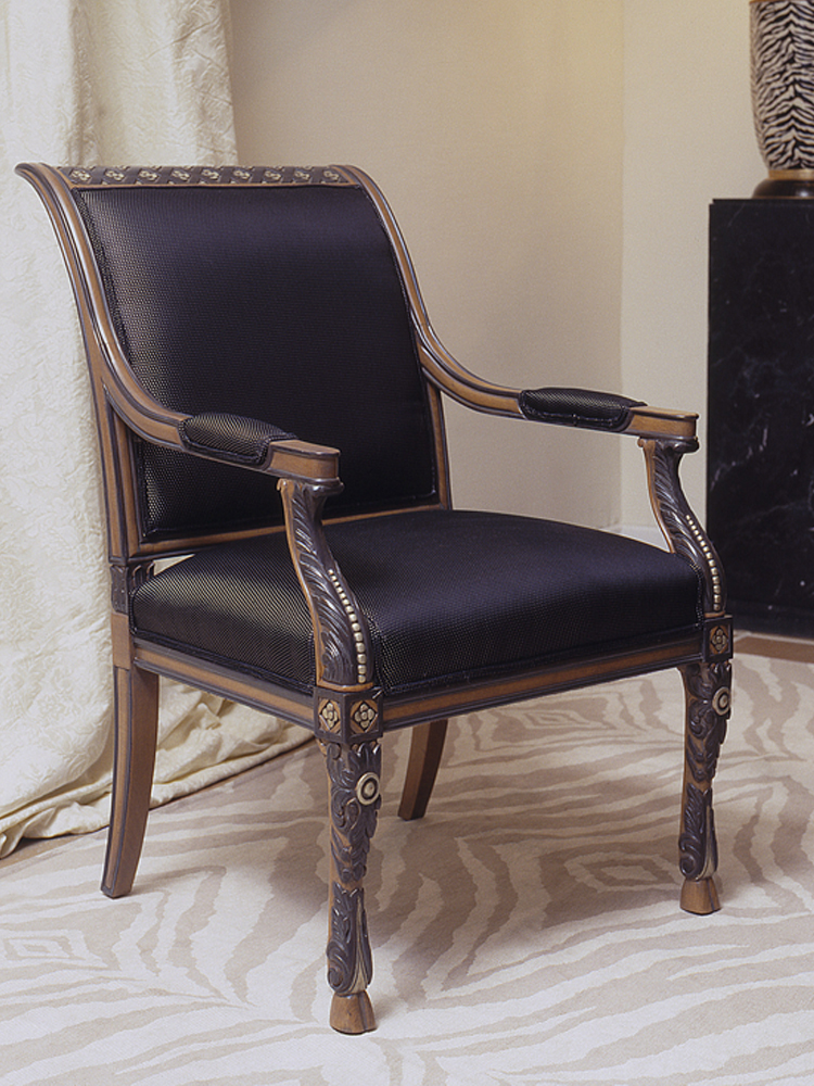 luxury carver, luxury dining chair