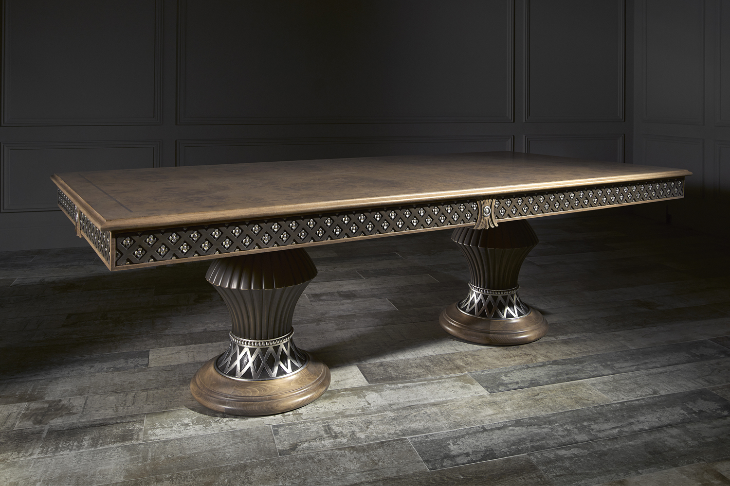 luxury dining tables, luxury dining room table
